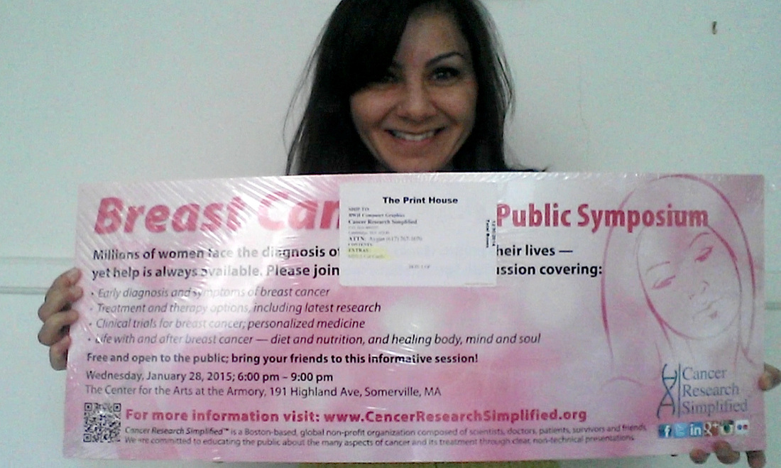 MBTA - Breast Cancer Symposium - Cancer Research Simplified