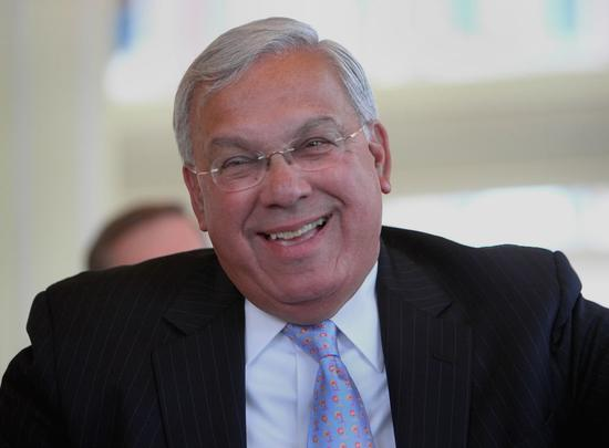 Menino dies from cancer