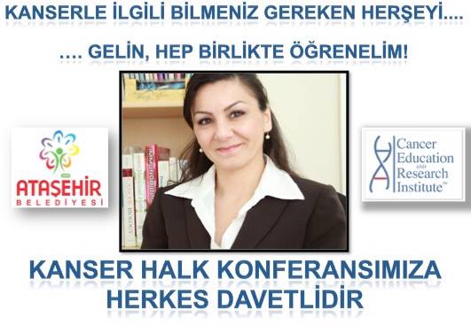 Kanser Halk Konferansi - Cancer Education and Research Institute (CERI)