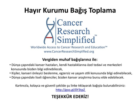 Bagis - Cancer Research Simplified