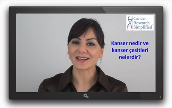 Kanser videolari - Cancer Research Simplified