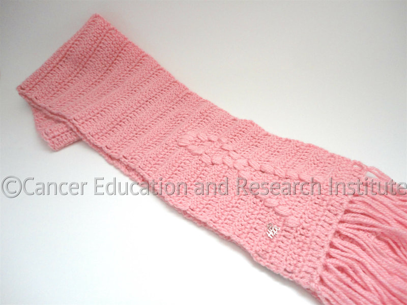 CERI Breast Cancer Awareness Scarf
