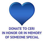 Donate in honor or in memory of someone - cancer education and research institute (CERI)