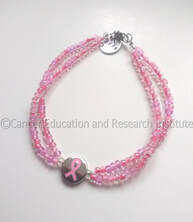 CERI - Breast Cancer Awareness Bracelets - Cancer Education and Research Institute (CERI)
